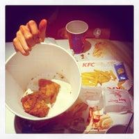 Photo taken at KFC by Rezeda K. on 12/23/2012
