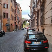 Photo taken at Via Giulia by John F. on 9/9/2013