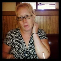 Photo taken at Gus' Family Restaurant by Eric S. on 9/20/2013