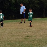 Photo taken at Vineyards Soccer Fields by Debra B. on 11/23/2013