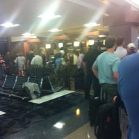 Photo taken at Concourse B - Richmond International Airport by Blake H. on 4/26/2013