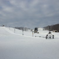 Photo taken at Alpine Valley Ski Area by Rodger G. on 1/3/2013