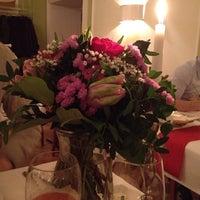 Снимок сделан в Greiffenegg Schlössle Restaurant пользователем Арина Б. 2/14/2014