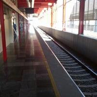Photo taken at Tren Suburbano San Rafael by Mace C. on 12/24/2012