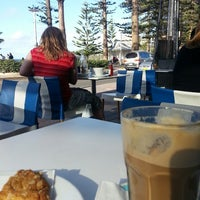 Photo taken at Bluewater Cafe by Bruce W. on 5/27/2013