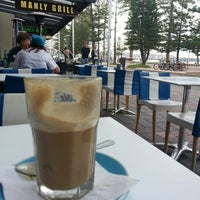 Photo taken at Bluewater Cafe by Bruce W. on 5/13/2013