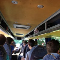 Photo taken at De Jubal Bus by Paul V. on 6/2/2013