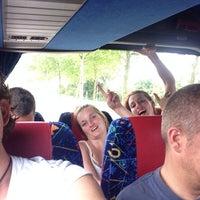 Photo taken at De Jubal Bus by Paul V. on 6/28/2014