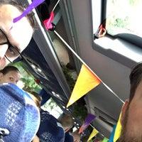 Photo taken at De Jubal Bus by Paul V. on 7/2/2016