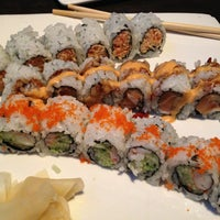 Photo taken at Kumo Sushi by Eliza J. on 2/22/2013