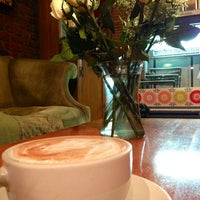Photo taken at B Cup Cafe by Eliza J. on 3/13/2013
