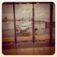 Photo taken at Passport Control (E) by 📷Svetlana B. on 10/31/2012
