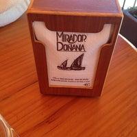 Foto tomada en Mirador Doñana por Mercedes B. el 7/24/2014