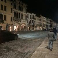 Photo taken at Piazza Giorgione by Mattia C. on 2/27/2013