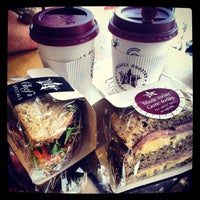 Photo taken at Pret A Manger by Jake M. on 7/27/2013