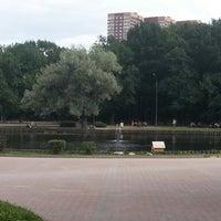 Photo taken at Большой пруд by Илья К. on 6/23/2013