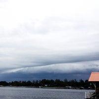 Photo taken at Pantai Sri Tujoh by Wan Hasbullah W. on 7/6/2013