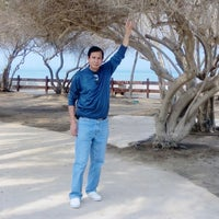 Photo taken at Fahaheel Park by Farag A. on 4/5/2014