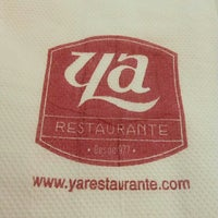 Photo taken at Restaurante Ya by Sergio l. on 8/13/2017