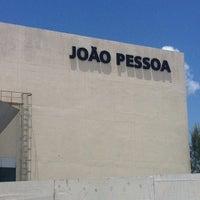 Photo taken at Aeroporto Internacional de João Pessoa / Castro Pinto (JPA) by Rodrigo N. on 2/13/2013
