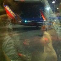 Photo taken at Awaiting Takeoff by Erica C. on 11/19/2012