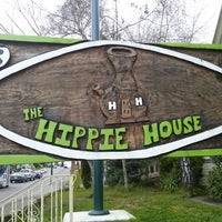 Photo taken at The Hippie House by Beer J. on 4/6/2014