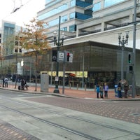 Photo taken at Apple Pioneer Place by Beer J. on 11/1/2014