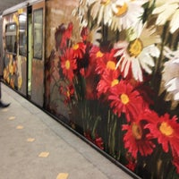 Foto diambil di Поезд «Акварель» oleh Evgeniy P. pada 2/20/2013