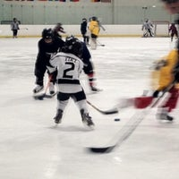 Photo taken at Pickwick Ice Center by Salina P. on 1/19/2013