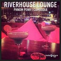 Photo taken at Riverhouse Lounge by Rachana L. on 1/30/2013