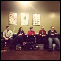 Photo taken at The Coffee Company by Jared S. on 12/8/2012