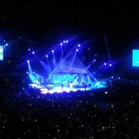 Foto tirada no(a) Arena Ciudad de México por GAbriela D. em 10/17/2013