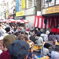 Photo taken at 久喜一番街商店会 by Tenka Y. on 9/20/2015
