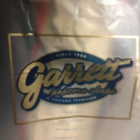 Photo taken at Garrett Popcorn Shops by Sophia L. on 12/5/2012