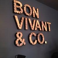 Foto tomada en Bon Vivant & Co. por JJ d. el 3/30/2014