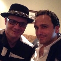 Photo taken at Rothmann's Steakhouse by Christopher M. on 5/10/2014