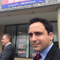 Photo taken at Ed Mangano Headquarters by Christopher M. on 8/9/2013