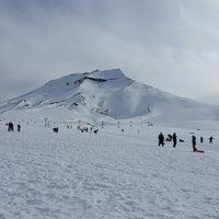 Photo taken at Corralco Mountain & Ski Resort by Katherine O. on 7/20/2014