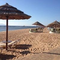 9/7/2014 tarihinde Ekaterina V.ziyaretçi tarafından Rixos Sharm El Sheikh Reception'de çekilen fotoğraf