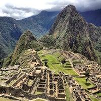 Foto tomada en Machu Picchu por Martin T. el 11/7/2012