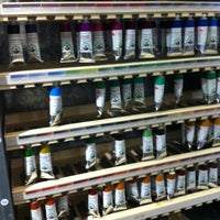 Photo taken at Van Beek Art Supplies by Harry M. on 11/26/2012
