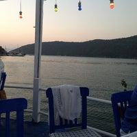 Photo taken at Lagün by Serkan K. on 8/10/2013