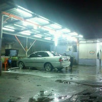 Photo taken at Dr Clean Car Wash by yusof y. on 11/10/2012