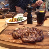 10/28/2013 tarihinde Ş.Dziyaretçi tarafından Günaydın Kasap & Steakhouse'de çekilen fotoğraf