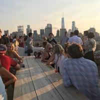 Снимок сделан в Public - Rooftop & Garden пользователем Aanastasia T. 8/20/2017