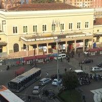 Photo taken at Stazione Bologna Centrale by Renato B. on 2/7/2013