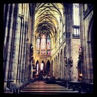 9/28/2012 tarihinde Marco C.ziyaretçi tarafından Aziz Vitus Katedrali'de çekilen fotoğraf