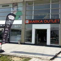 Photo taken at marka outlet by Hasan Zeki G. on 3/2/2013