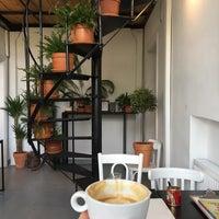 Photo taken at Artichoke Coffee Shop by Monica S. on 4/21/2017