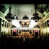 Снимок сделан в Филармония им. Д. Д. Шостаковича. Большой зал пользователем Lesya 11/11/2012
